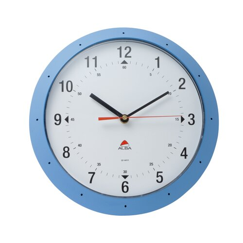 "Alba 11.8"" Colorful Wall Clock"