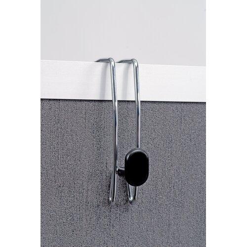 Alba Over-The-Panel Single Coat Hook