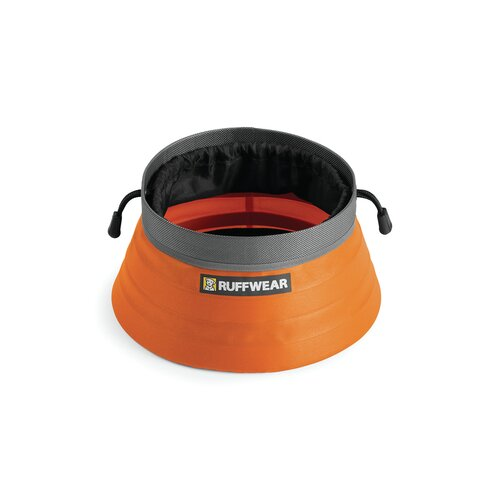 RuffWear Bivy Cinch Collapsible Dog Bowl