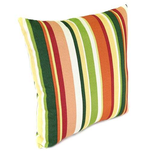 Jordan Manufacturing Square Toss Polyester Pillow