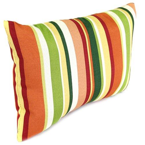 Jordan Manufacturing Rectagular Toss Polyester Pillow