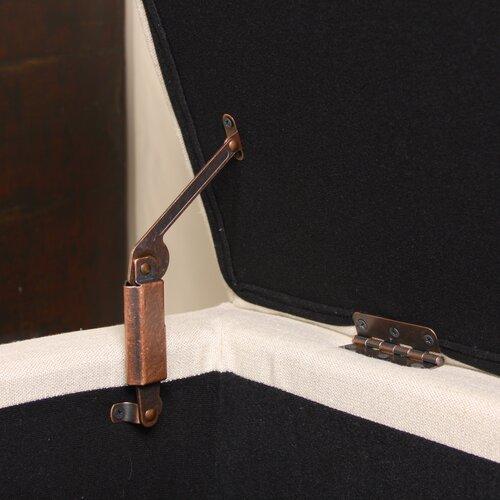Home Loft Concept Bixbie Storage Ottoman