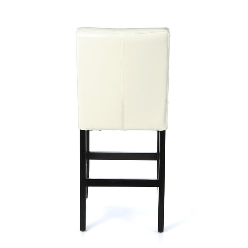 Home Loft Concept Develin Leather Counterstools