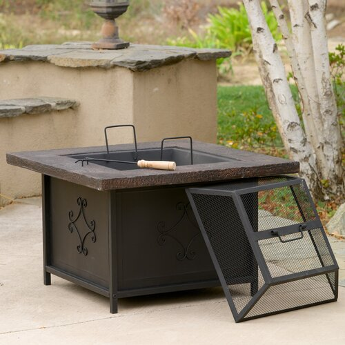 Home Loft Concept Lestar Outdoor Copper Fire Pit Reviews