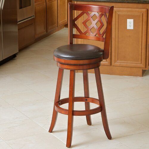 "Home Loft Concept Eclipse 29"" Swivel Bar Stool"