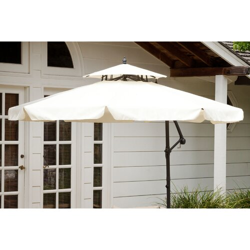 Home Loft Concept 9.8' Cool Breeze Cantilever Umbrella