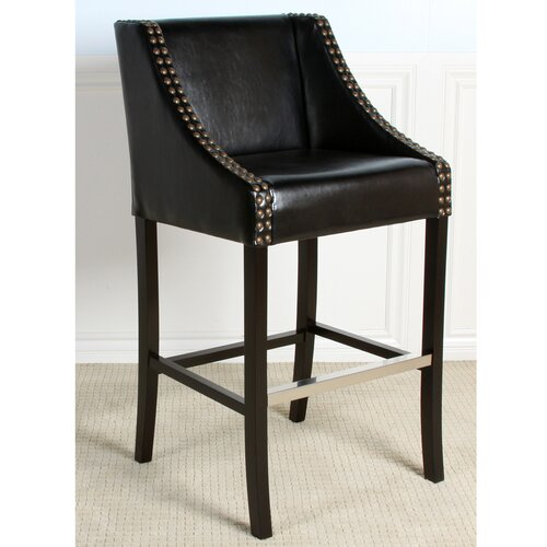 Home Loft Concept Bari Bonded Leather Barstool