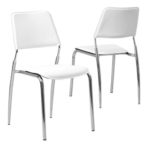 Home Loft Concept Dublin Modern Chairs (Set of 2)