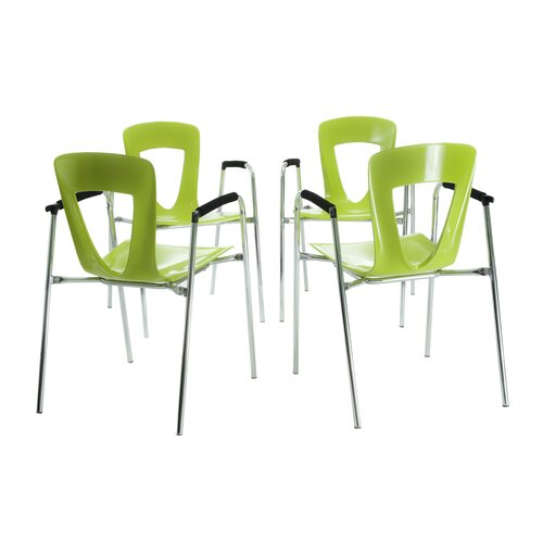 Clantz Modern Chair (Set of 4)