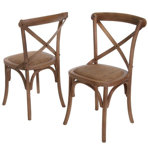 Lloyd Wicker Chairs (Set of 2) (Set of 2)