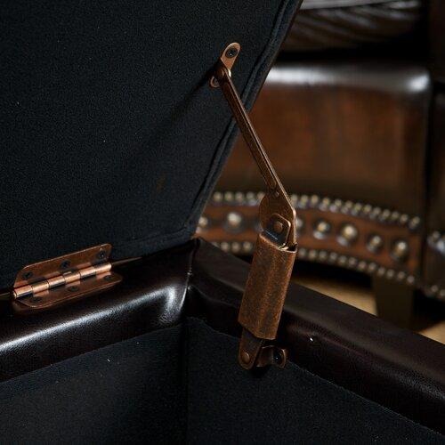 Home Loft Concept Harold Storage Ottoman