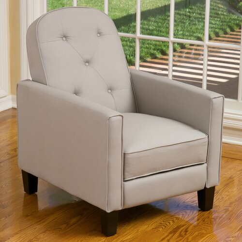 Home Loft Concept Gilleslee KD Tufted Recliner