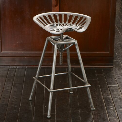 Aroldis Saddle Barstool