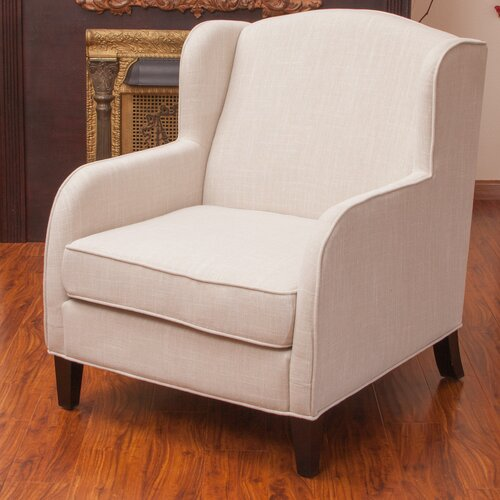 Home Loft Concept Pompano Fabric Club Chair
