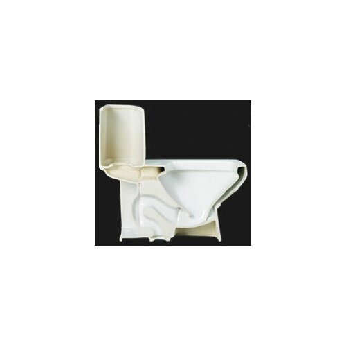 EAGO 1.28 GPF Elongated Toilet 1 Piece
