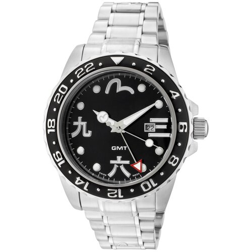Men's Shirasee GMT Round Watch