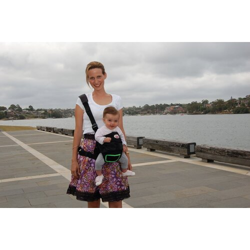 Mom's Deluxe 3 in 1 Combo Baby Carrier