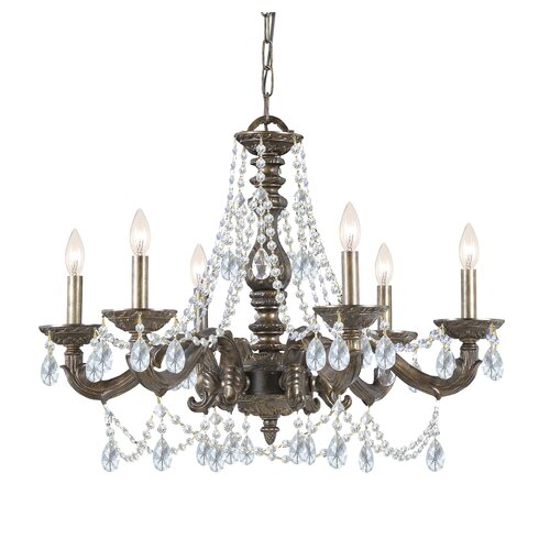 Sutton 6 Light Chandelier