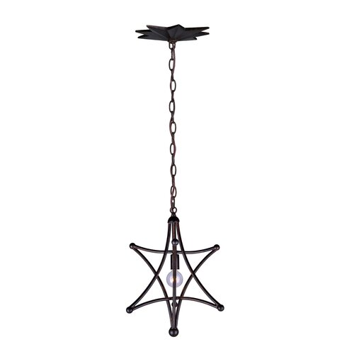 Astro 1 Light Mini Chandelier