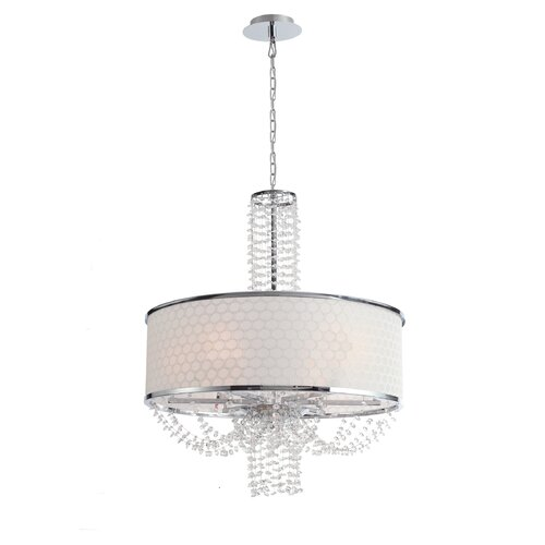 Allure 6 Light Chandelier