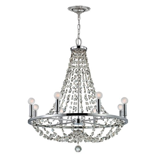 Channing 8 Light Chandelier