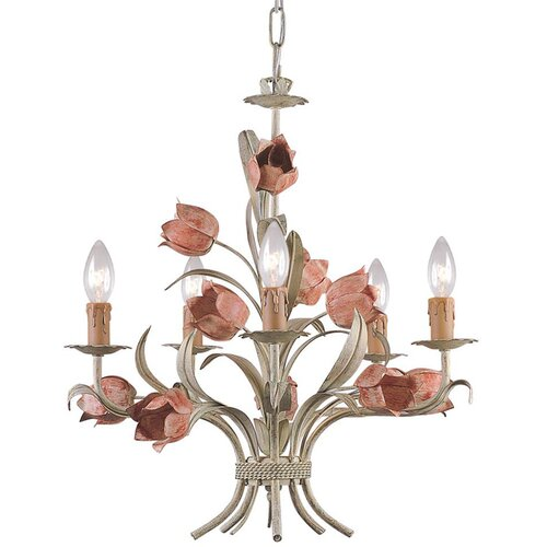 Southport 5 Light Candle Chandelier