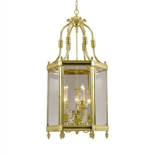 Crystorama Windsor 9 Light Lantern