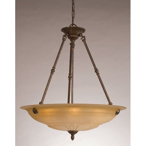 Oxford Light Inverted Pendant