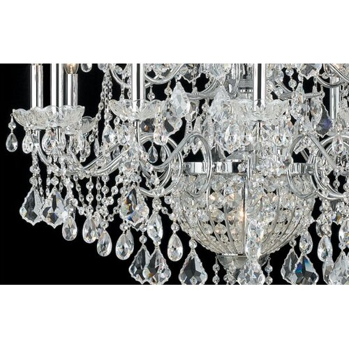 Crystorama Imperial 26 Light Chandelier