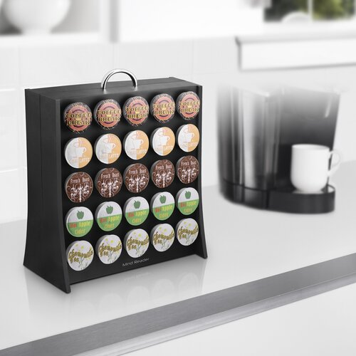 Mind Reader 50 Capacity K-Cup Display Rack