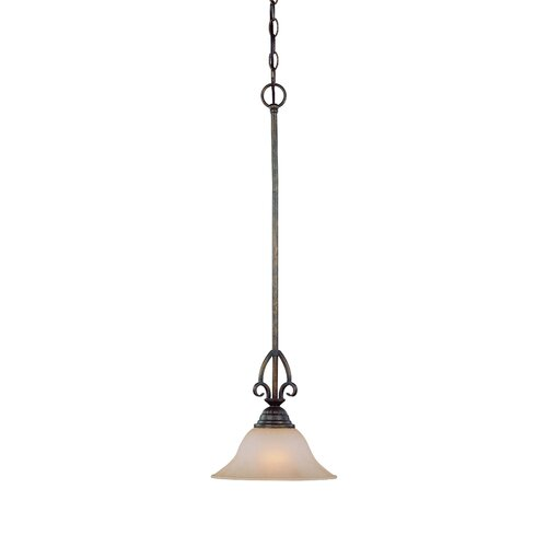 Jeremiah Gatewick 1 Light Pendant