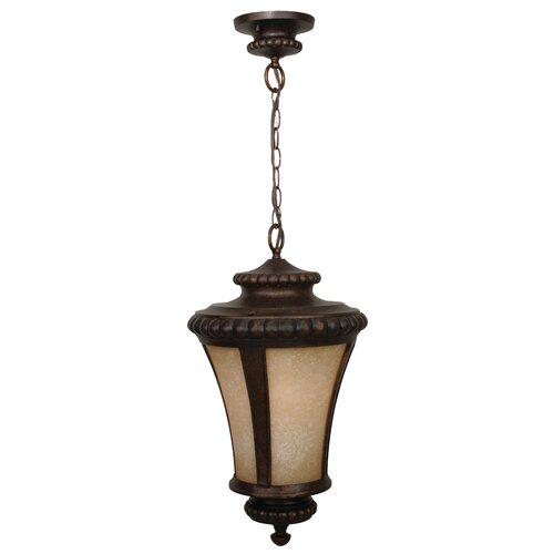 Prescott 1 Light Outdoor Pendant