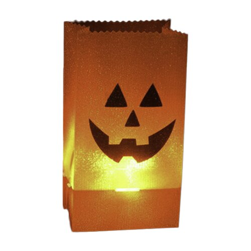 Citi-Talent LTD Halloween Pumpkin Luminary