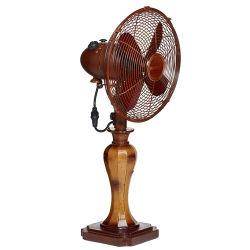 Deco Breeze Sambuca Oscillating Table Fan