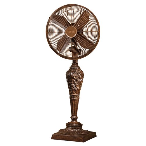 Deco Breeze Cantalonia Oscillating Table Fan