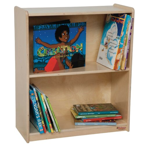 Wood Designs Small Bookcase in Tuff Gloss
