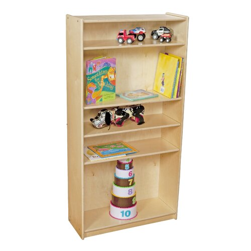 """Wood Designs Contender Baltic 59.5"""" Bookcase"""