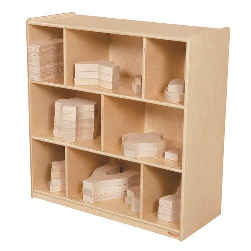 Wood Designs Block and Center Storage Kit