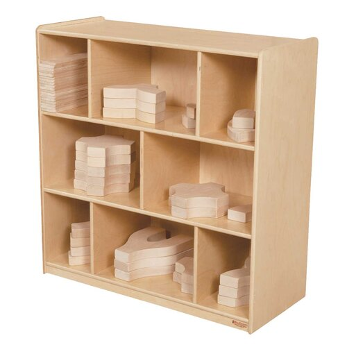 Wood Designs Block and Center Storage Kit