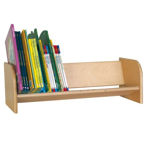 Wood Designs Book Display Rack