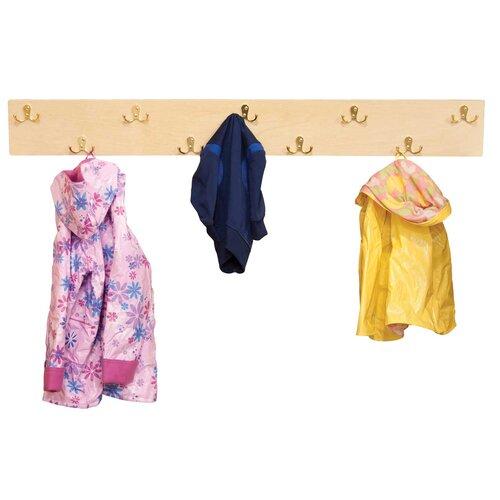 Wood Designs Hang Up Coat Rack