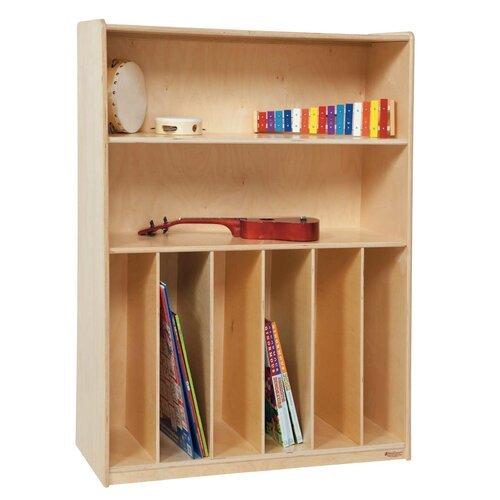 Wood Designs Tip-Me-Not Multi Purpose Storage Cabinet