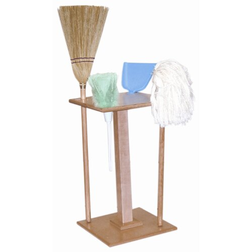 Wood Designs Housekeeping Station Stand