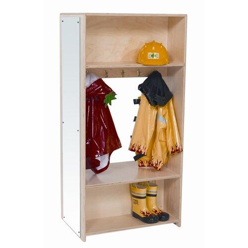 Wood Designs Dress Up Locker