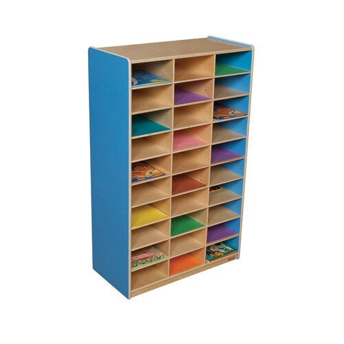 Wood Designs Mailbox Storage Center