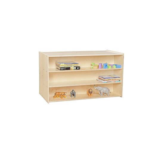 Wood Designs Contender Double Mobile Storage Unit