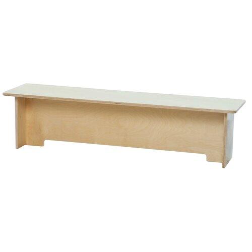 Wood Designs Toddler Bench