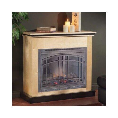 Contemporary Electric Fireplace Wayfair