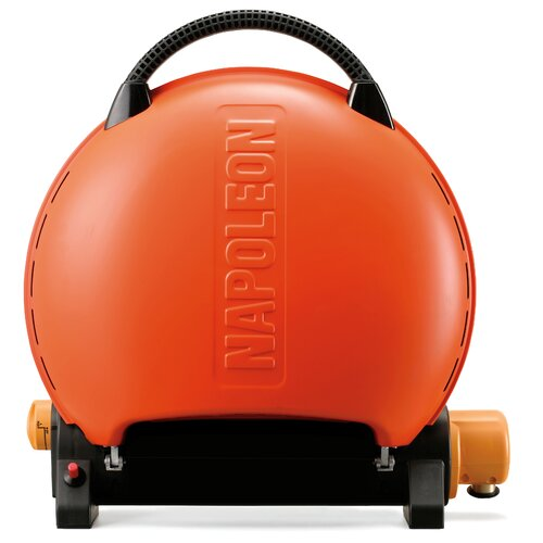 "Napoleon 19.29"" Travel Q Portable Propane Grill"
