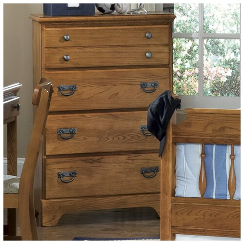 Carolina Furniture Works, Inc. Creek Side 4 Drawer Chest